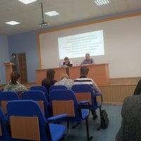 Photo taken at Институт Образования by Александр_Геннадьевич С. on 3/26/2014