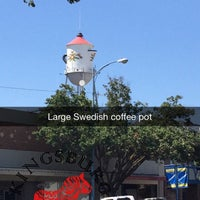 Photo taken at World's Largest Swedish Coffeepot by Genevieve V. on 6/21/2015