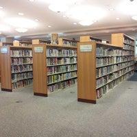 Photo taken at Santa Clara City Library by Dmytro on 3/17/2013
