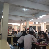 Photo taken at ACC-BA Cafeteria by Ib M. on 4/4/2017