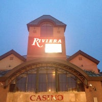 Photo taken at Riviera Casino by Marc S. on 10/10/2012