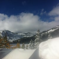 Photo taken at Resort at Squaw Creek by Lu Y. on 10/23/2012