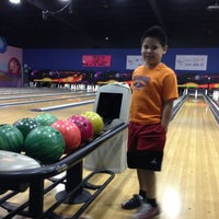 Photo taken at Xcalibur Bowling Centre by Manuel A. on 3/29/2013