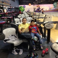 Photo taken at Xcalibur Bowling Centre by Manuel A. on 9/6/2013