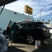 Photo taken at Sun Hand Car Wash by Fernando d. on 11/15/2016