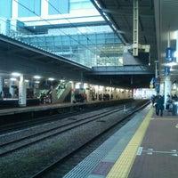 Photo taken at Platforms 3-4 by KK 0. on 1/20/2013