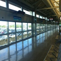 Photo taken at JFK AirTrain - Howard Beach by Daphne A. on 10/13/2013