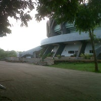 Photo taken at GOR Sudiang by Syahram S. on 11/23/2012