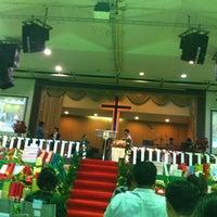 Photo taken at Hope Bangkok Church by JajaaToffees L. on 12/30/2012