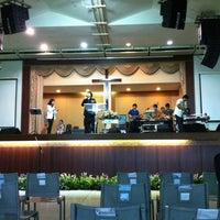 Photo taken at Hope Bangkok Church by JajaaToffees L. on 10/20/2013