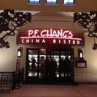 Photo taken at P.F. Chang's by Cody C. on 5/10/2013