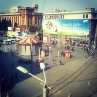 Снимок сделан в Европейская площадь пользователем Lee C. 4/24/2013
