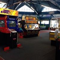 Photo taken at Deck Arcade by Simon J. on 9/20/2013