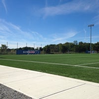 Photo taken at Red Bulls Training Facility by Dr  Robert S. on 9/14/2014