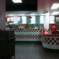 Photo taken at Five Guys by Jimmy S. on 9/30/2012