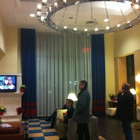 Photo taken at Four Points by Sheraton Philadelphia Airport by Jimmy S. on 12/12/2012