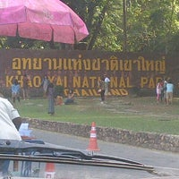 Photo taken at Khao Yai National Park by Minkkaiii v. on 12/30/2012