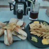 Photo taken at 100 Montaditos by Frank J. on 5/3/2013