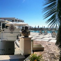 Photo taken at Quisisana Grand Hotel by Andrea P. on 10/4/2012