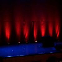 "Photo taken at Cinema Teatro ""I Portici"" by Luisa L. on 8/27/2016"