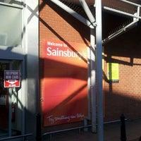 Photo taken at Sainsbury's by Gordon D. on 9/29/2012