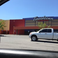 Photo taken at Tinseltown Cinemark by Jeremy B. on 8/27/2014