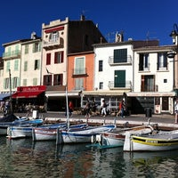 Photo taken at Port de Cassis by Lionelelodie on 10/10/2012
