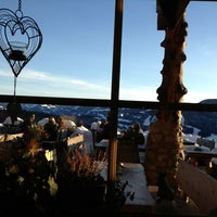 Photo taken at Wochenbrunner Alm by Eric A. on 12/29/2012