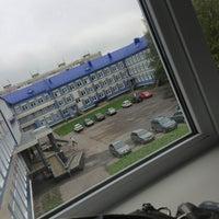 Photo taken at НИУ ВШЭ (Автозаводский корпус) by Dasha D. on 9/19/2013