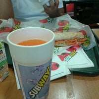 Photo taken at Subway by Cristian L. on 2/9/2013