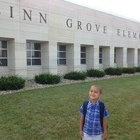 Photo taken at Linn Grove Elementary by Linda F. on 8/20/2013