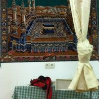 Photo taken at Assalaam Moschee by Amira on 9/16/2012