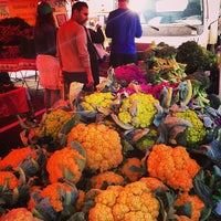 Photo taken at Fort Mason Farmers' Market by Josh M. on 5/12/2013
