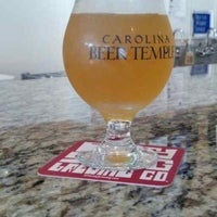 Photo taken at Carolina Beer Temple by Will on 7/6/2013