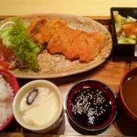 Photo taken at Tokyo Shokudo (吉野食堂) by Shan🌟 on 1/27/2013