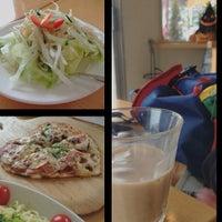 Photo taken at NICO CAFE by Yukihito F. on 10/27/2012