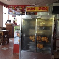 Photo taken at Pollo Express by Javier E. on 12/5/2013