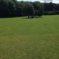 Photo taken at Lakeland Drive Playing Field by Kerry O. on 8/3/2014