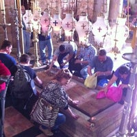 Photo taken at Church of the Holy Sepulchre by Roman on 5/17/2013