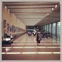 Photo taken at Ben Gurion International Airport (TLV) by Roman on 5/18/2013