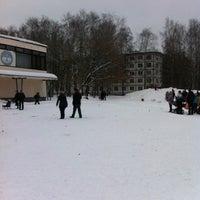 Photo taken at Площадь by Roman on 1/4/2013