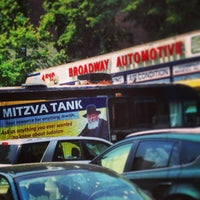Photo taken at Broadway Automotive Auto Repair and Car Towing by Kenneth T. on 5/31/2013