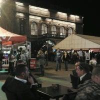 Photo taken at Place du Théâtre by Christophe S. on 9/15/2012
