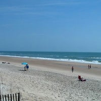 Photo taken at IGA Surf City by Brenda M. on 4/8/2013