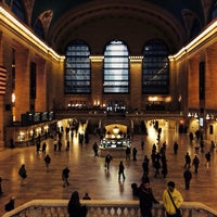 Photo taken at Grand Central Terminal by Greg S. on 10/10/2013