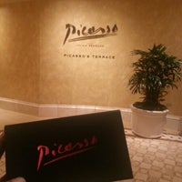 Photo taken at Picasso by B🎩 on 11/10/2013