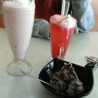 Photo taken at Kedai Ice Cream by Maya N. on 3/6/2013