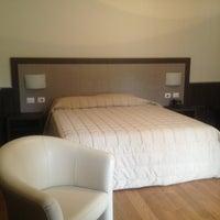 Foto scattata a Grand Hotel Presolana & SPA da Matteo L. il 5/15/2013