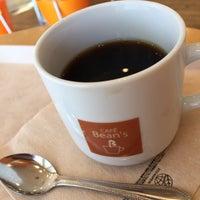 Photo taken at CAFE Bean's by takeponchi on 3/2/2015