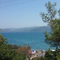 8/21/2013 tarihinde tugce c.ziyaretçi tarafından Çınar Plajı'de çekilen fotoğraf